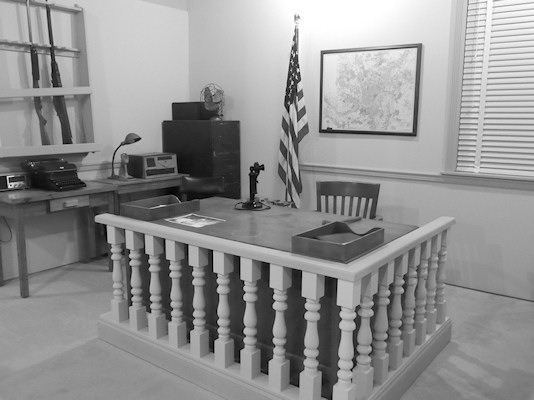 Courthouse Desk