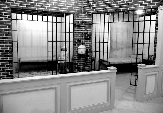 Courthouse Cells